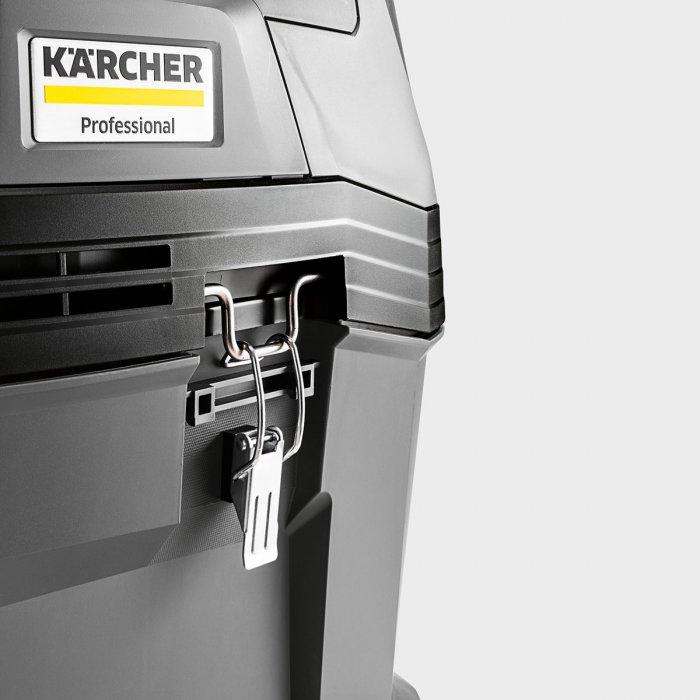 Професионална смукачка Karcher NT 40/1 Tact Bs *EU