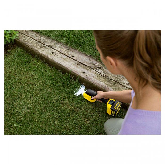 Акумулаторна ножица за трева и храсти Karcher GSH 18-20 Battery (без батерия)