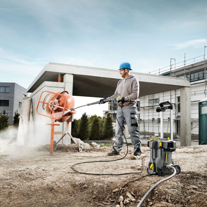 Професионална водоструйка Karcher HD 5/11 P Plus *EU