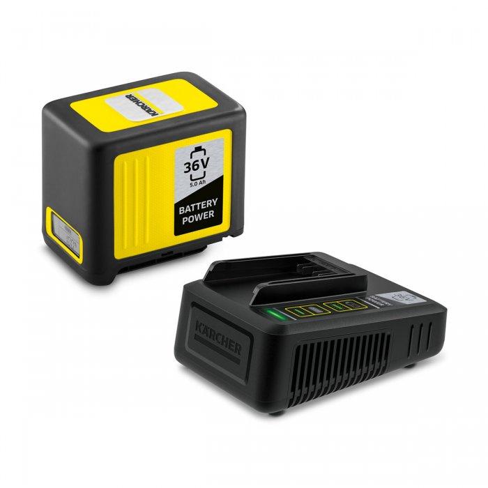 Комплект батерия + зарядно Starter Kit Battery Power 36/50 (36V/5.0A)