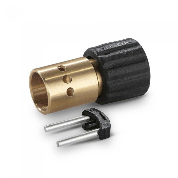 Въртящ адаптер M22 – шарнир