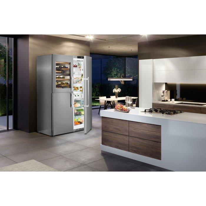 Хладилник Liebherr SBSes 8496 PremiumPlus BioFresh NoFrost IceMaker