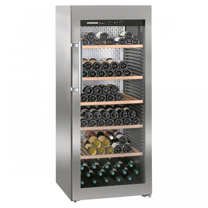 Охладител за вино Liebherr WKes 4552 GrandCru