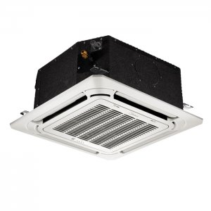 Касетъчен климатик Midea MCA3U-12HRFNX-QRD0W/MOX230-12HFN8-QRD0W, 12 000 BTU, Клас A++