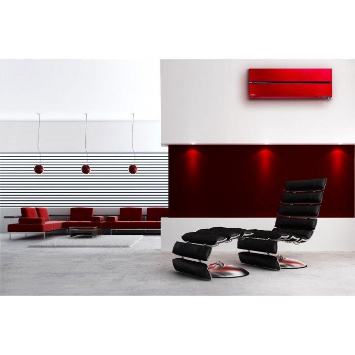 Хиперинверторен климатик Mitsubishi Electric MSZ-LN50VGR/MUZ-LN50VG RUBY RED, 18000 BTU, Клас A+++