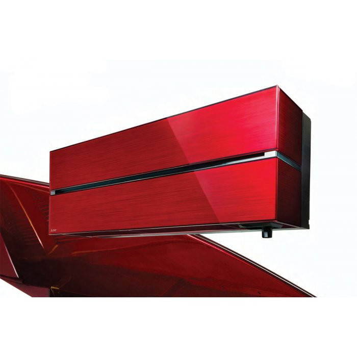 Хиперинверторен климатик Mitsubishi Electric MSZ-LN60VGR/MUZ-LN60VG RUBY RED, 21000 BTU, Клас A++