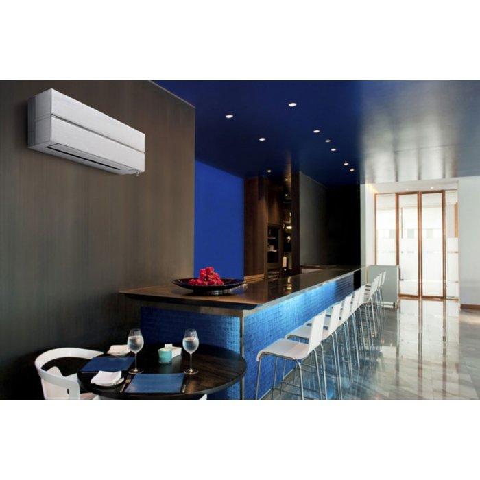 Хиперинверторен климатик Mitsubishi Electric MSZ-LN35VGV/MUZ-LN35VGHZ PEARL WHITE ZUBADAN, 12000 BTU, Клас A+++
