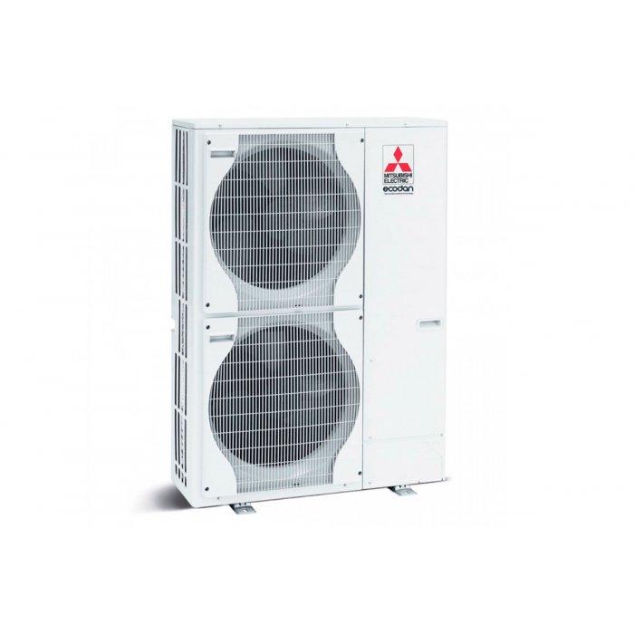 Термопомпа Mitsubishi Electric ERSE-YM9ED/PUHZ-SW200YHA, 25 kW, отопление, охлаждане и БГВ