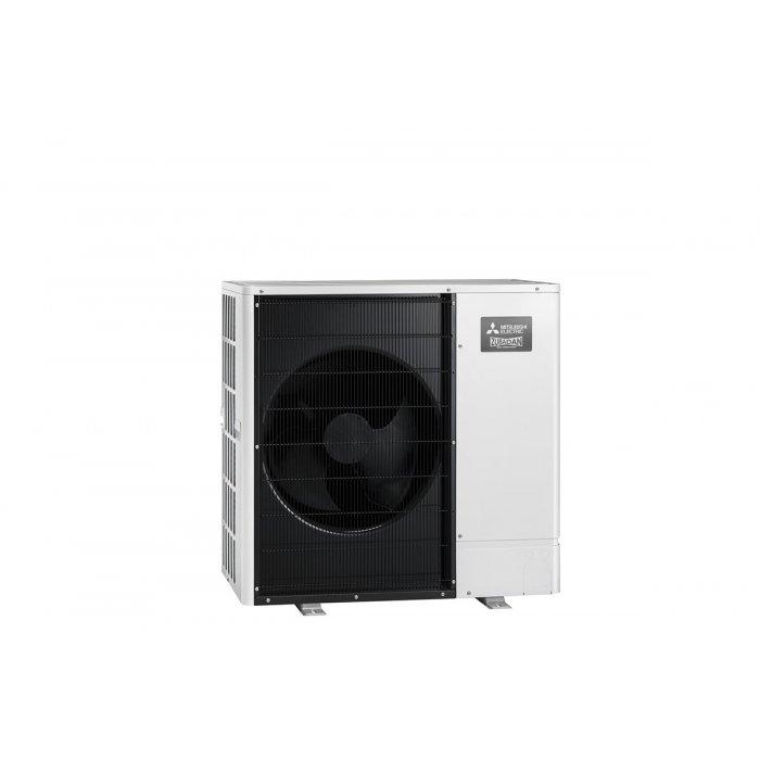 Термопомпа Mitsubishi Electric ERSC-VM2C/PUHZ-SHW112YAA ZUBADAN, 11 kW, отопление, охлаждане и БГВ