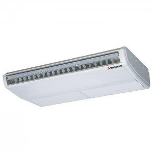 Таванен климатик Mitsubishi Heavy FDE40VH/SRC40ZSX-W1 Hyper Inverter, 13000 BTU, Клас A++