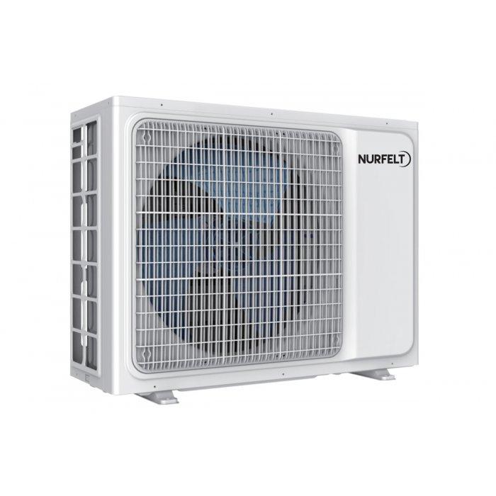 Инверторен климатик Nurfelt NUA32-F09I/NUA32-F09O, 9000 BTU, Клас A++