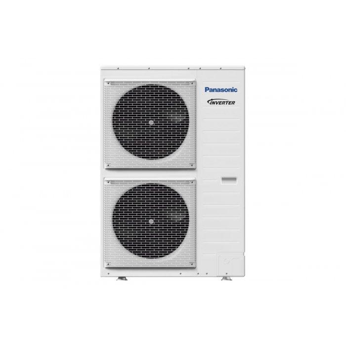 Термопомпа Panasonic Aquarea WH-SDC16H6E5/WH-UD16HE5, 16 kW, отопление, охлаждане и БГВ
