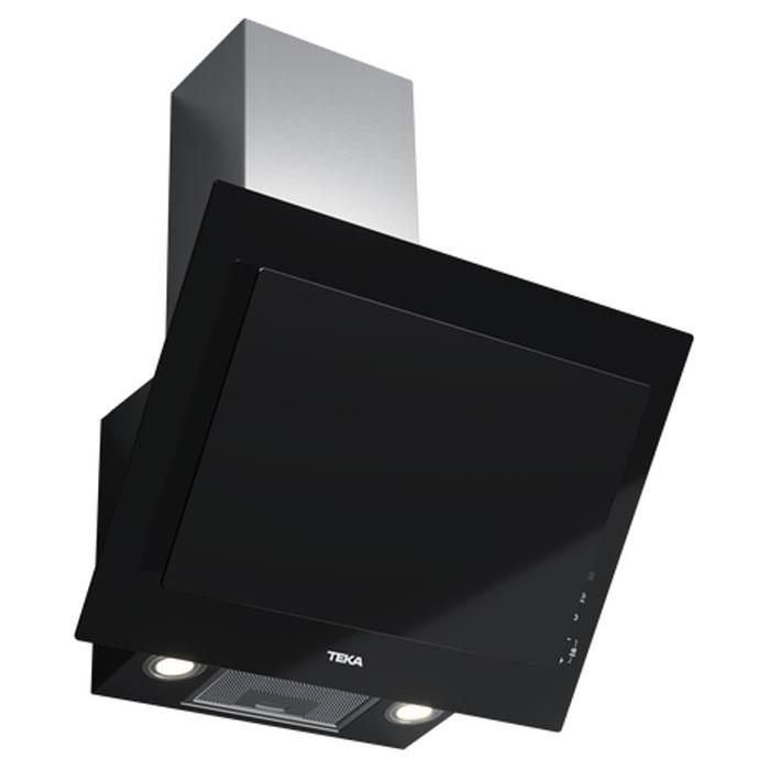Стенен абсорбатор Teka DVT 68660, Черен, 698 куб.м/ч.
