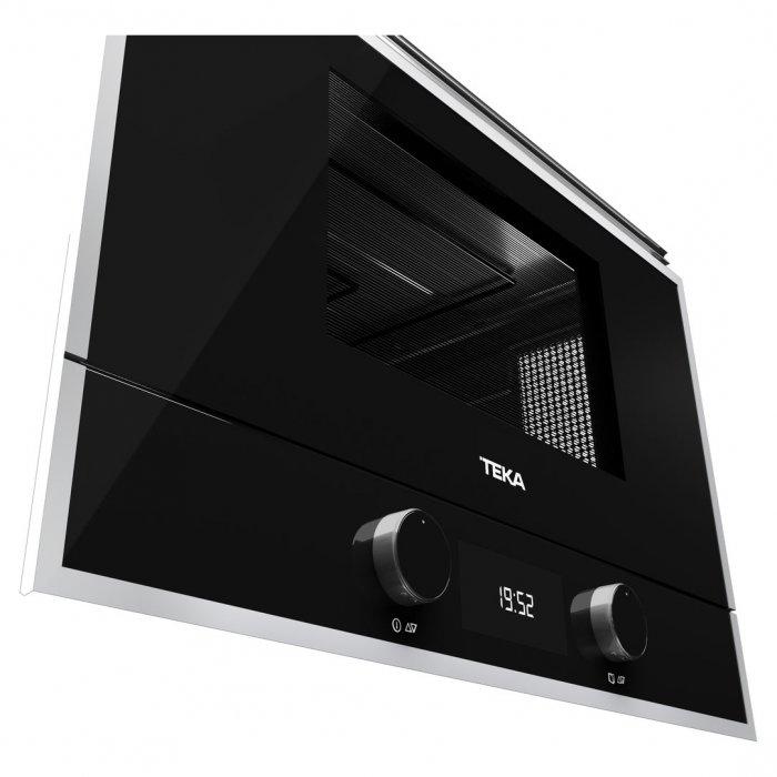 Микровълнова фурна за вграждане Teka ML 822 BIS черна