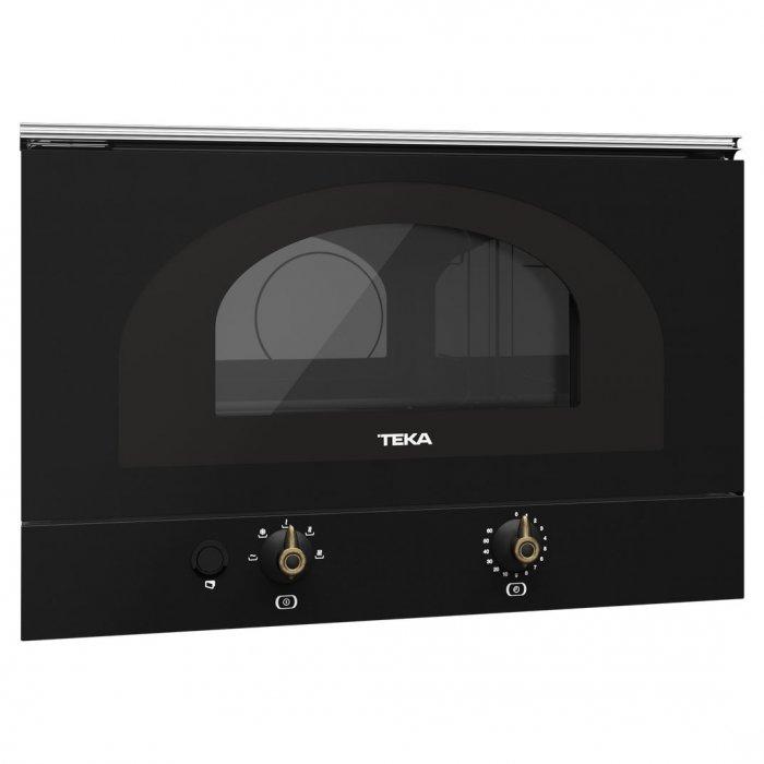Микровълнова фурна за вграждане Teka MWR 22 BI антрацит / месинг