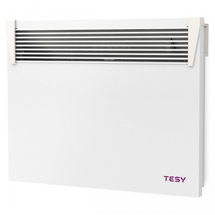 Конвектор TESY CN 03 250 EIS CLOUD W, 2500W, Електронен термостат
