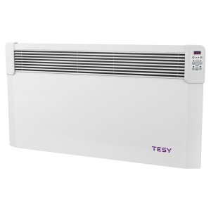 Конвектор TESY CN 04 200 EIS CLOUD W, 2000W, Електронен термостат