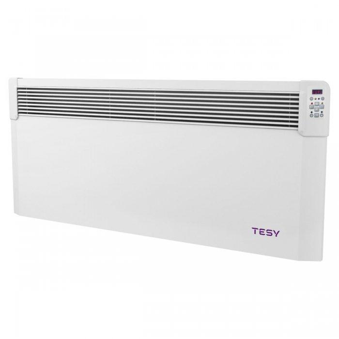 Конвектор TESY CN 04 250 EIS W, 2500W, Електронен термостат
