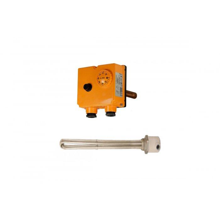 Електрически комплект 6kW за стоящ бойлер TESY 160-500l, трифазен