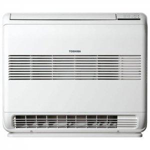 Подов климатик Toshiba RAS-B10J2FVG-E/RAS-10J2AVSG-E BI-FLOW, 10000 BTU, Клас A++