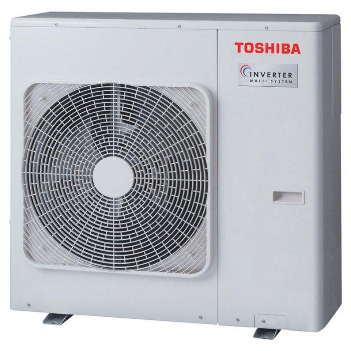 Инверторна мултисистема Toshiba RAS-5M34U2AVG-E, Клас А++