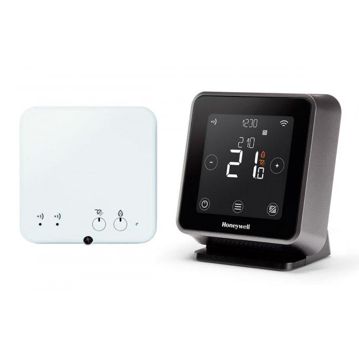 WiFi управление Honeywell Lyric T6R с безжичен терморегулатор за Open Therm системи