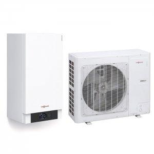 Термопомпа Viessmann Vitocal 100-S AWB-M-E-AC 101.B08, 8 kW, отопление, охлаждане и БГВ