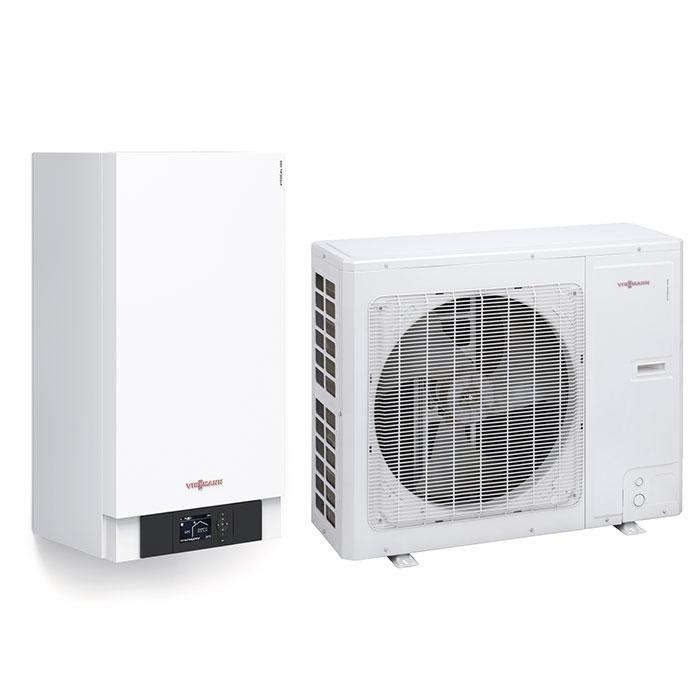 Термопомпа Viessmann Vitocal 100-S AWB-M-E-AC 101.B06, 6 kW, отопление, охлаждане и БГВ
